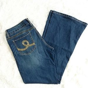 7 For All Mankind Jeans Women's Size 12 Flare
